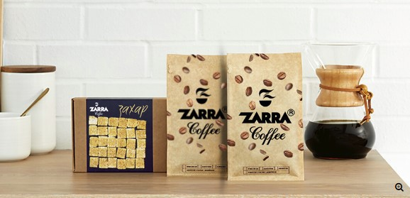 ЗАРА КАФЕ / ZARRA COFFEE